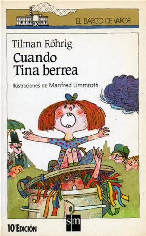 Tina berrea
